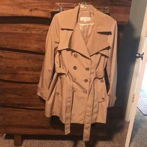 New without tags CK trench coat